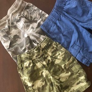 Lot of gap/ children's place boys shorts